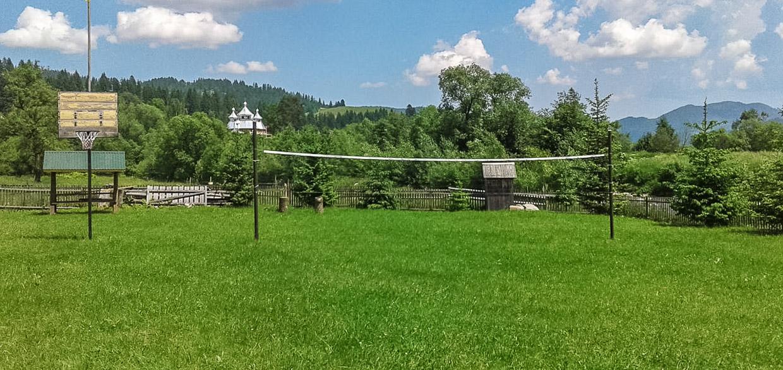 Кемп табір «Шум Черемоша»