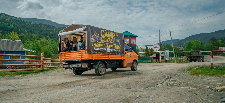 Буркут ТУР | Поїздка у село привид