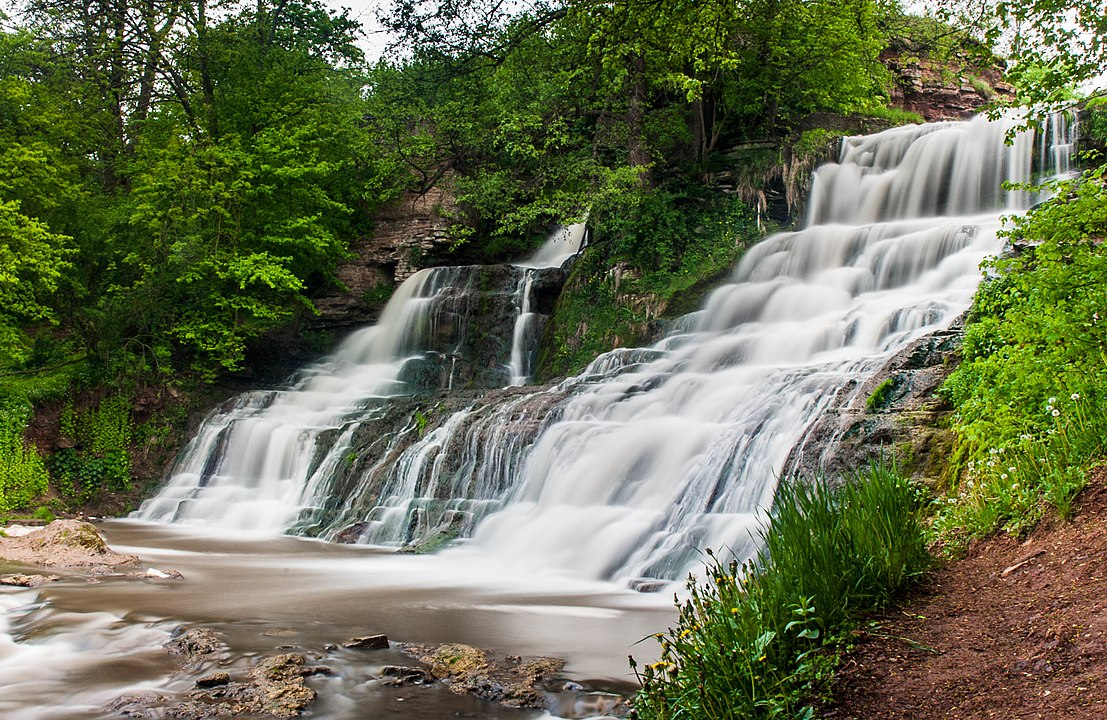 ЕКСКУРСІЯ до Джуринських водоспадів