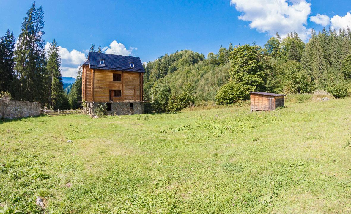 Продається дерев'яний будинок | Вартість: 130 000 $