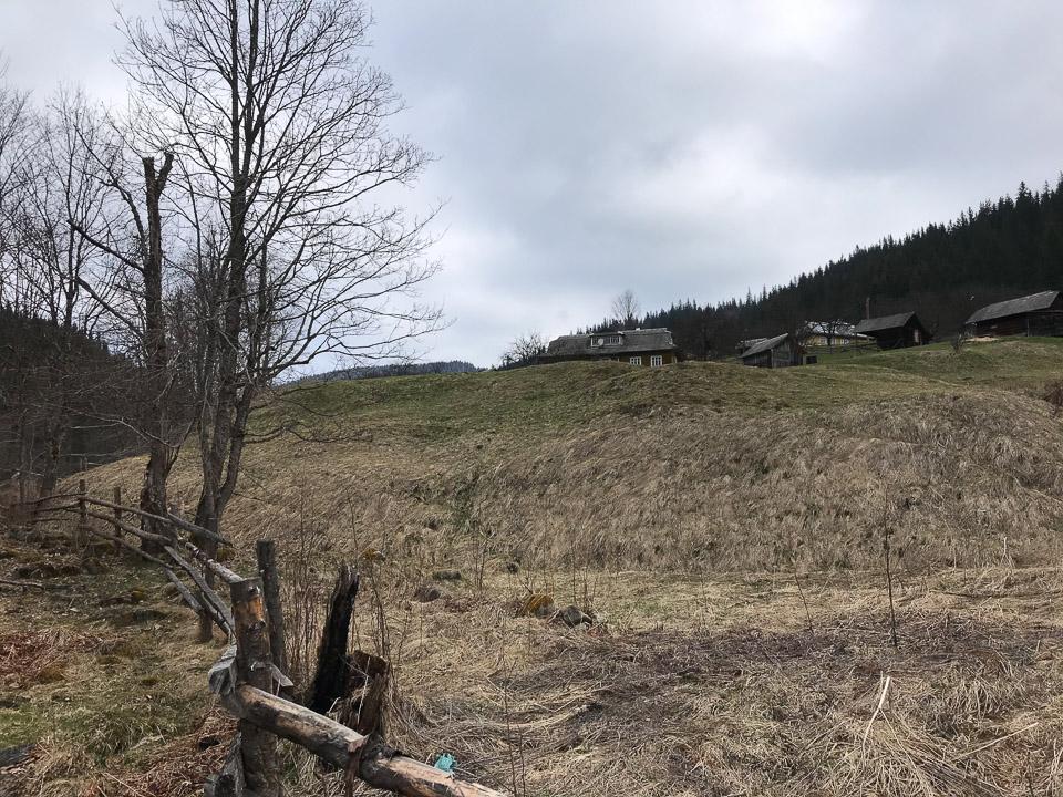 Продається земельна ділянка село Бистрець (поворот на гору Шпиці)