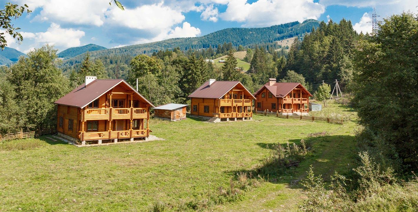 Продаються три будинки | Вартість 100 000 $