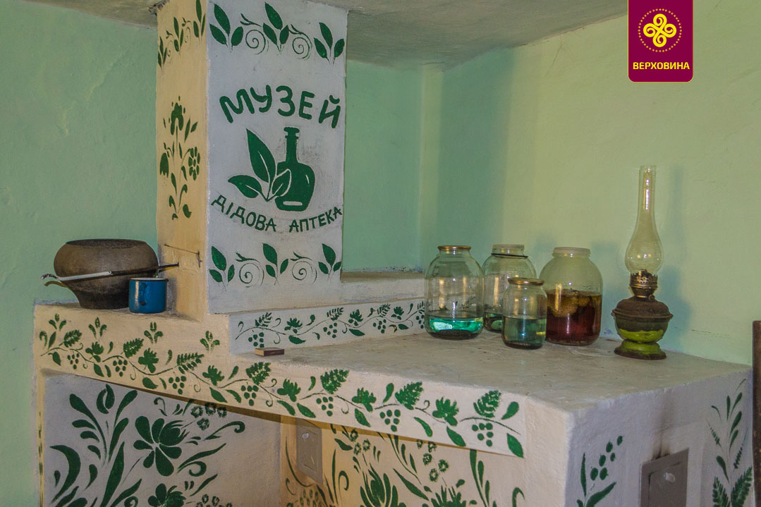 Музей «Дідова Аптека»