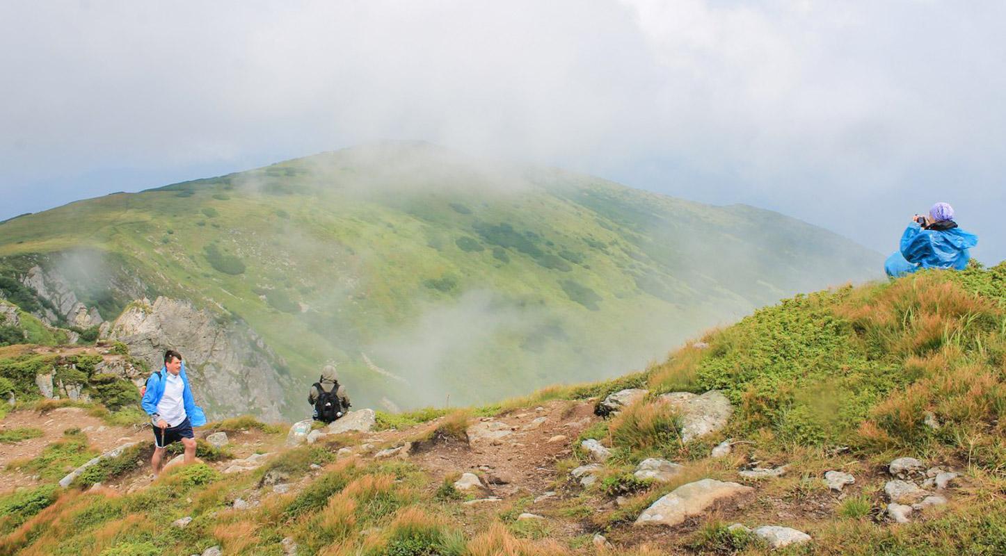 Похід на гору Говерла