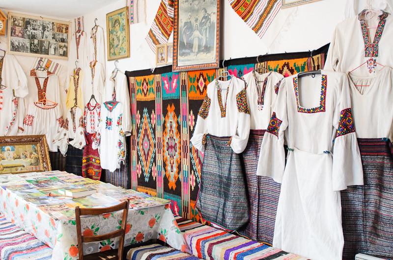 Музей Галинки Верховинки «Вишиванка»