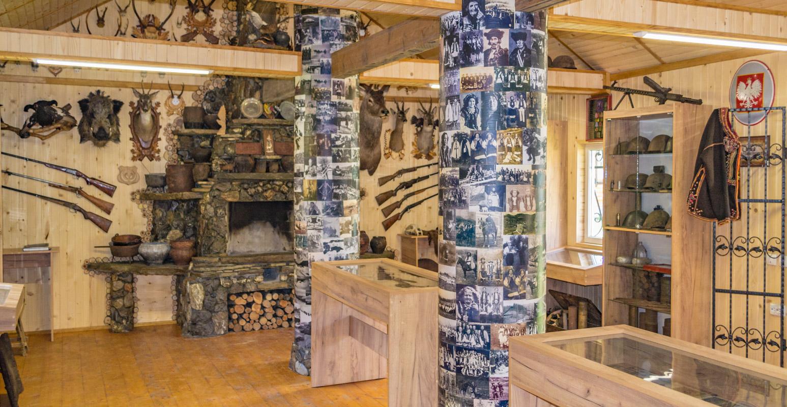 Музей старожитностей Гуцульщини