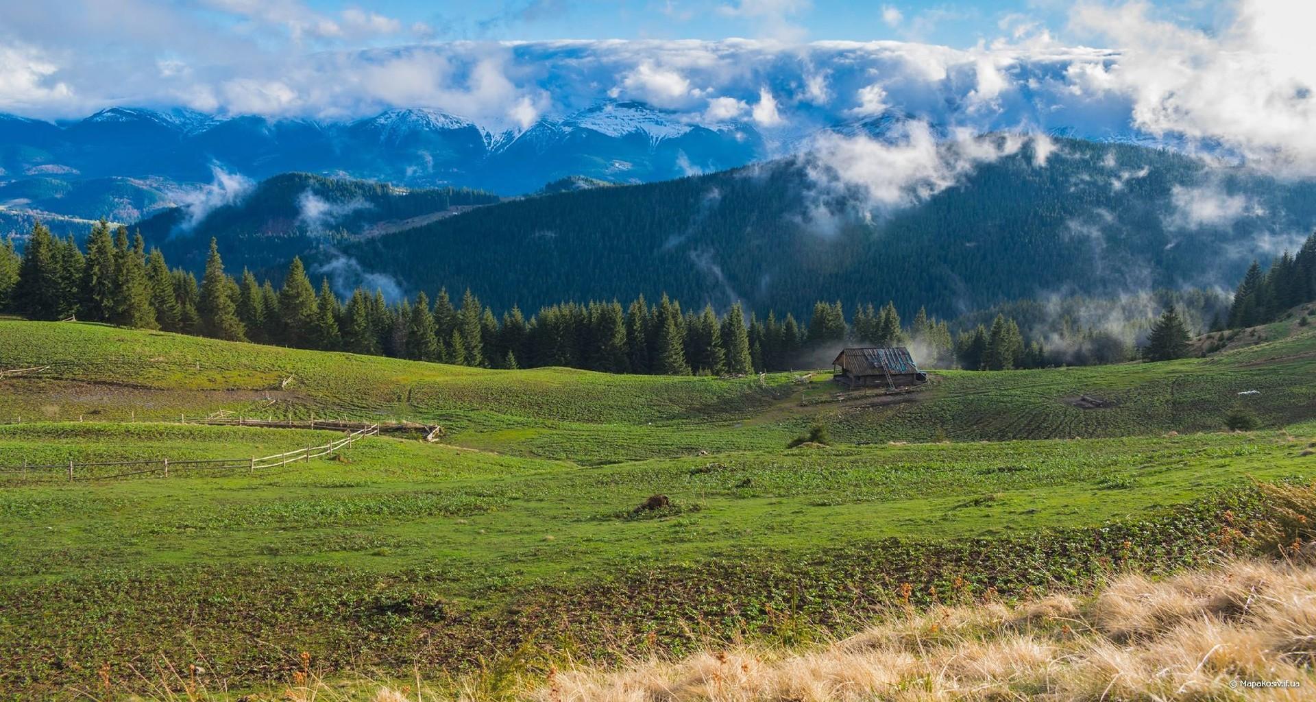 ПОХІД на гору Кострича | Файні краєвиди на Чорногірський хребет