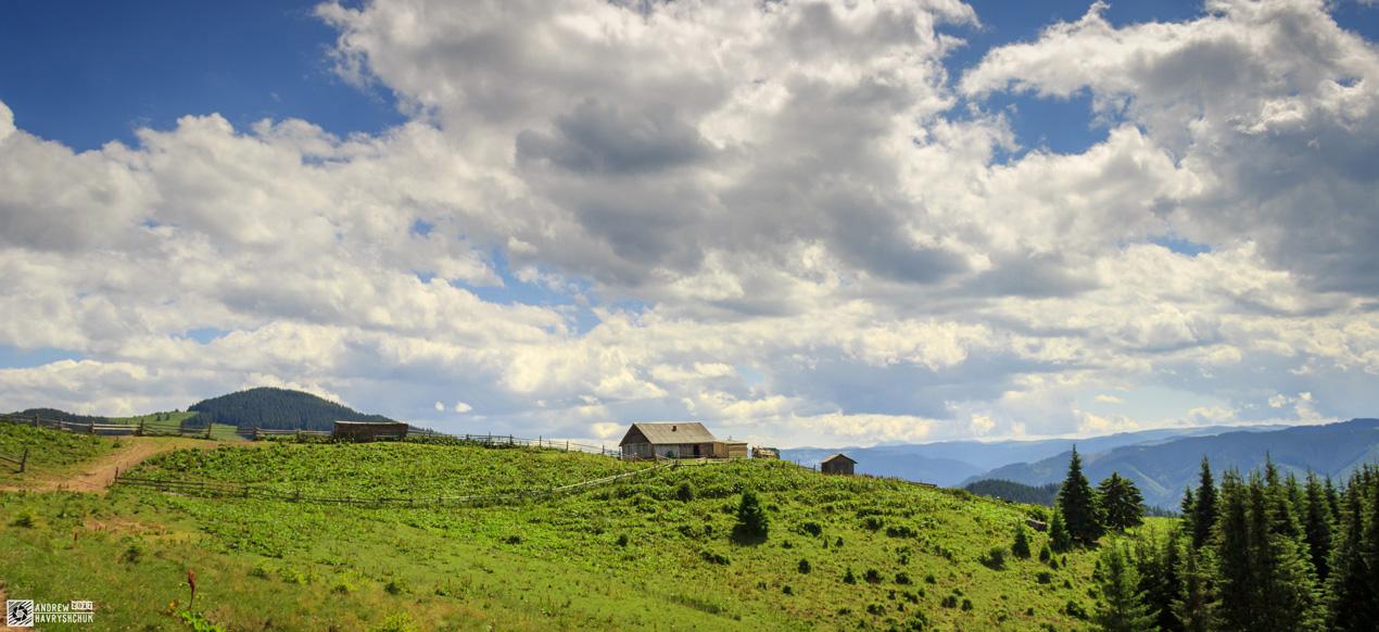 ДЖИПІНГ на гору Кринта та полонину Скупова