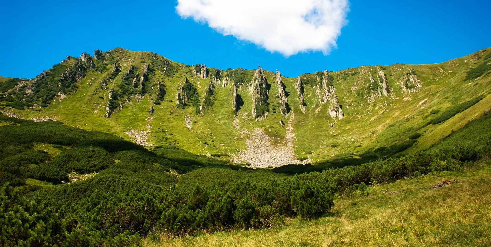 Похід на гору Шпиці