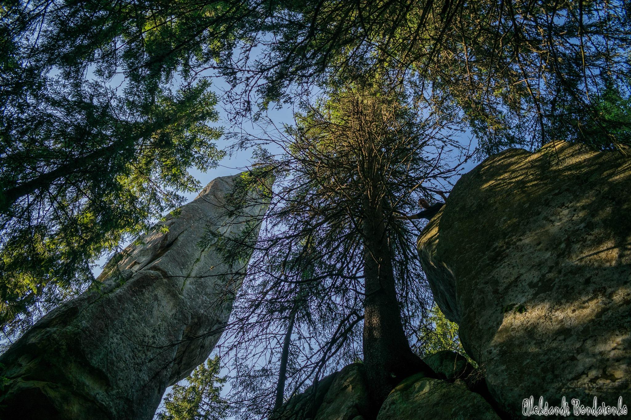 Похід на хребет Кринта-Скупова «Угорські скелі»