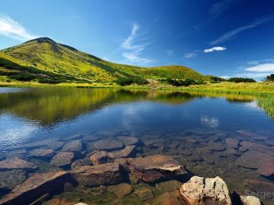Легенда про озеро Несамовите | Маршрут