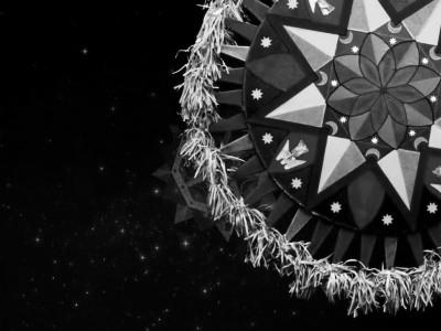 """Майстер-клас """"Різдвяна зоря"""" в Криворівні"""