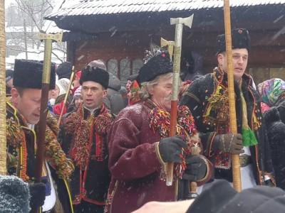 Різдвяні традиції гуцулів