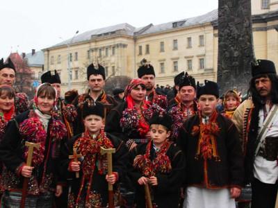 Львів'яни сказали Верховині ЙО! Фестиваль гуцульської культури