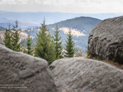 Писаний Камінь — пам'ятка природи
