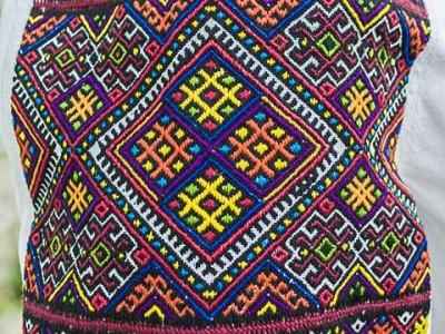 Гуцульська вишивка: орнаментальний код сивої давнини