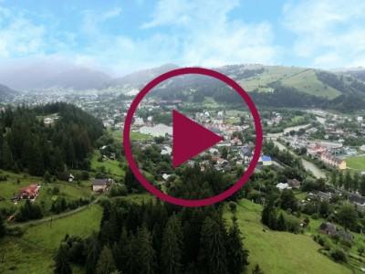 Перший промо-ролик Гуцульської столиці - Верховина, дивиси і кажи ЙО!