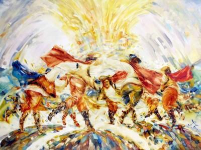 Аркан - гуцульський танець ініціації