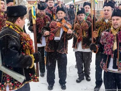 Гуцульську колядку внесуть до списку культурної спадщини ЮНЕСКО (відео)
