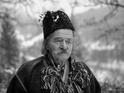 Водохреща у гуцульському селі Криворівня - 2019