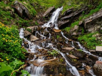 Дзембронські (Смотрицькі) водоспади