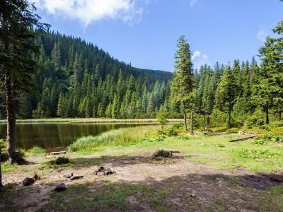 Озеро Марічейка: небесне око Карпат