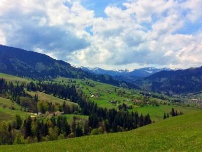 Село Красник — Верховинський район