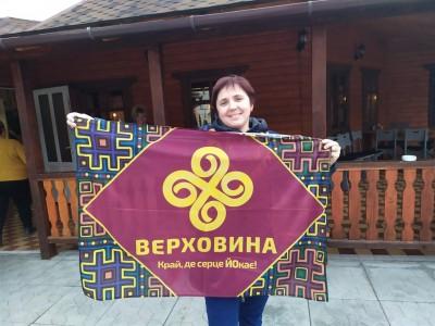 Я – з Донбасу, вперше побувала у Верховині. Пояснюю, чому там ЙОкає серце від захвату