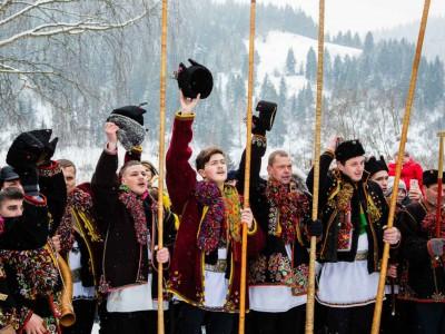 Традиції колядування на Верховинщині внесено до переліку культурної спадщини