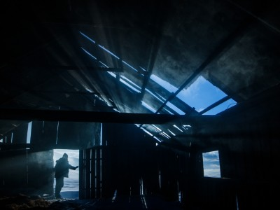 ХТО чи ЩО живе в покинутих колибах на Верховинщині?