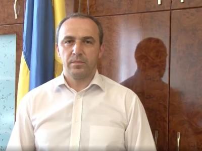 Привітання голови районної державної адміністрації з ДНЕМ КОНСТИТУЦІЇ УКРАЇНИ