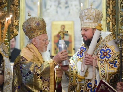 В Україні більше немає Московської церкви – Вселенський патріархат