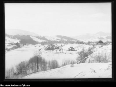 Як виглядала Верховина взимку 100 років тому: унікальні світлини Генріка Поддембського