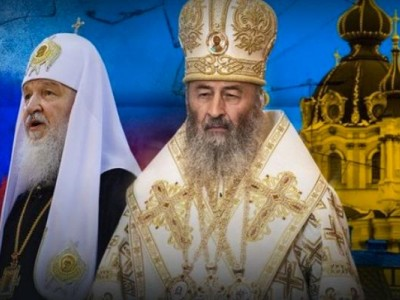 Поведінка московського попа - у кращих російських традиціях!