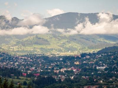 Верховина — Гуцульська столиця в Карпатах
