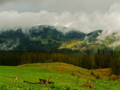 Село Бистрець — Верховинський район