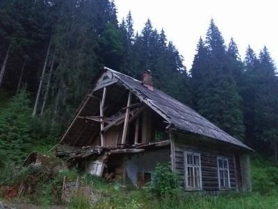 Прикарпатцям показали, як живе село-привид на Верховинщині. ФОТО