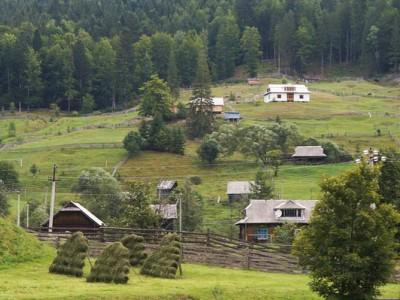 Село Зелене — Верховинський район