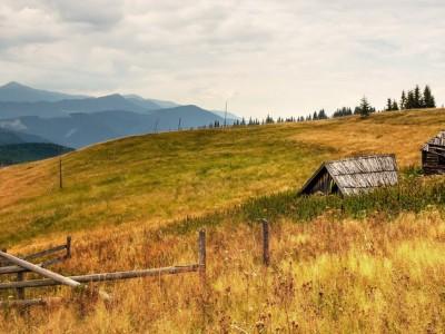 Село Гринява — Верховинський район